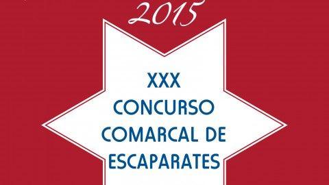 Concurso Comarcal de Escaparates Navidad 2015