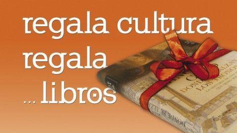 regala cultura, regala… libros