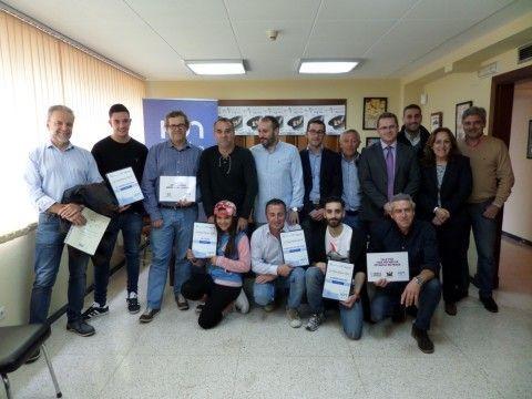 Entregados los premios de la Semana de la Tapa 2016