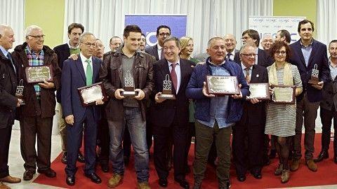 UCAYC entrega sus premios anuales