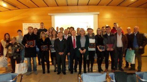 Entregados los premios del concurso de escaparates y la gran tómbola de navidad