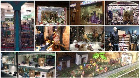 XXXI Concurso de Escaparates de Navidad. Galería de imágenes
