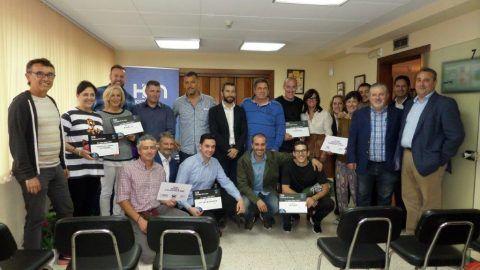 Entregados los premios de la XII Semana de la Tapa 2017