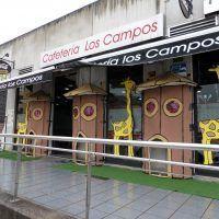 Cafeteria Los Campos