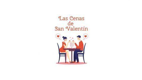 Las Cenas de San Valentín. Listado de Premiados
