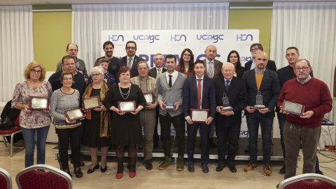 Premios UCAYC 2019