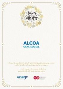 Caja Social ALCOA Navidad 2020